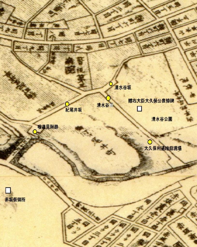 明治11年地図