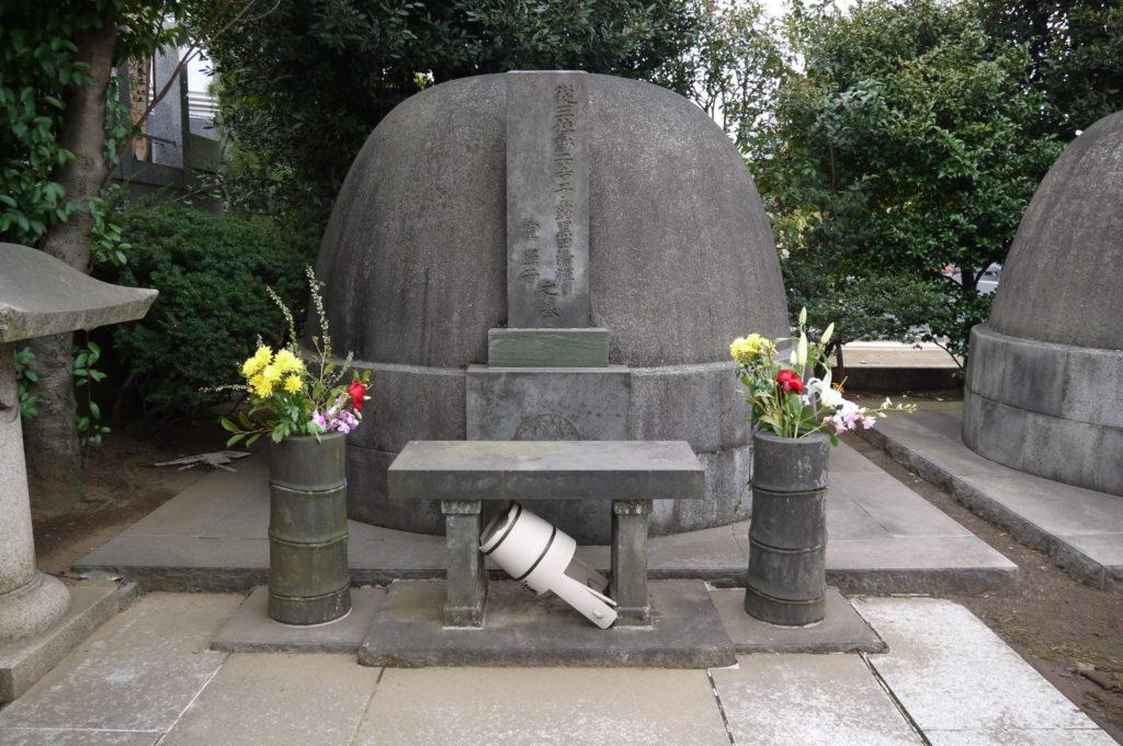 黒田清輝墓