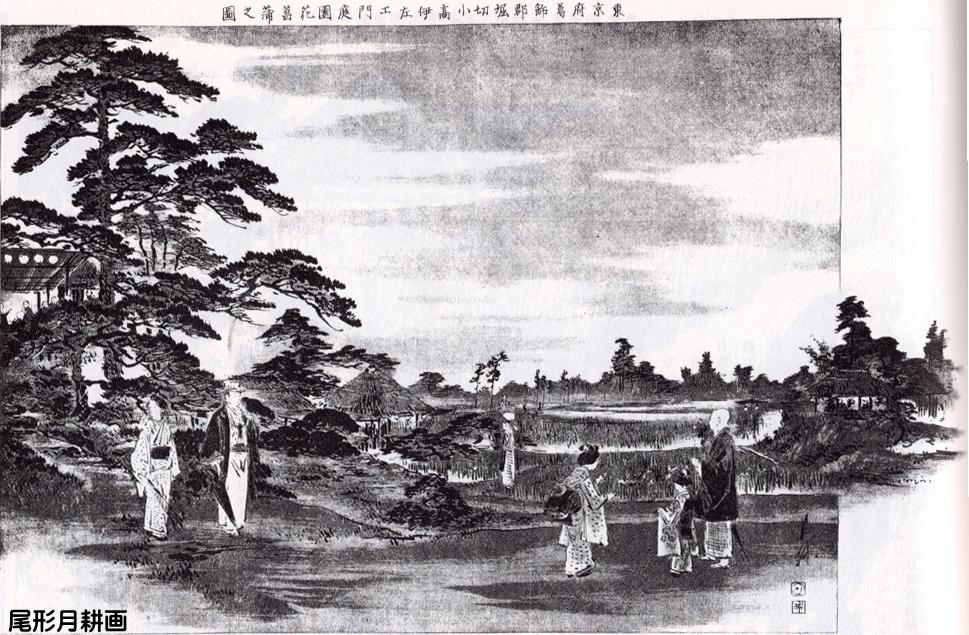 堀切菖蒲園 小高園