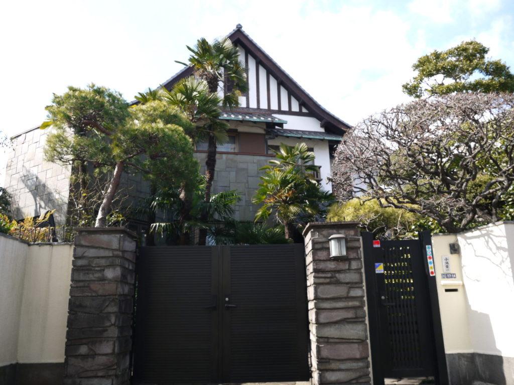吉川英治邸